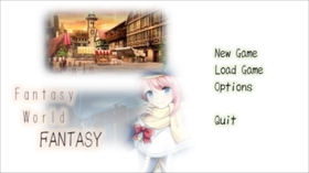 Fantasy World FANTASY